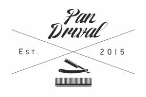 Logo Pan Drwal, stylizacja zarostu Pruszcz Gdański, trymowanie brody, pielęgnacja wąsów.